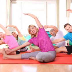 Beginners Pilates in Enfield